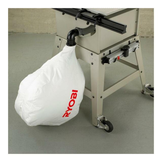 Ryobi New Dust Bag Bt3000 Bt3100 Table Saw Shipping Priority