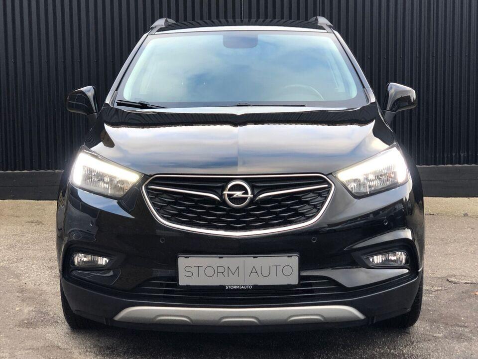 Opel Mokka X 1,4 T 140 Enjoy aut. Benzin aut. Automatgear