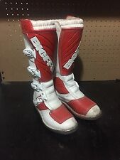 Vintage Classic Italian Bieffe motorcycle riding boots Road Race Size 8, EU 41