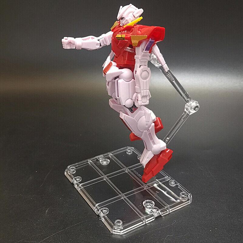 1Set Action Figure Base Suitable Display Stand Bracket for HG 1//144 Cinema TBO