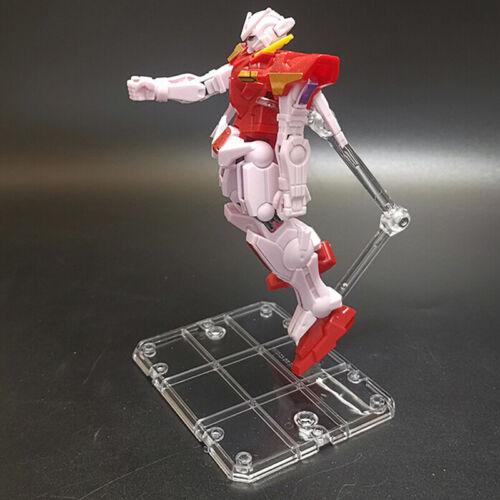 1Set Action Figure Base Suitable Display Stand Bracket for HG 1//144 Cinema G KTP