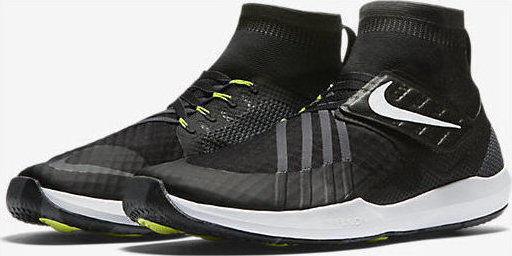 NIKE Flylon Train Dynamic Men's Training shoes 852926 001 Black White sz 9 15