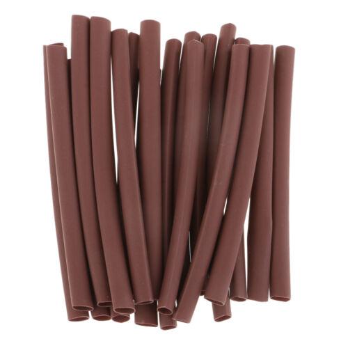 20 stücke Schrumpfschlauch Rigging Material Ärmel Karpfenangeln Rig