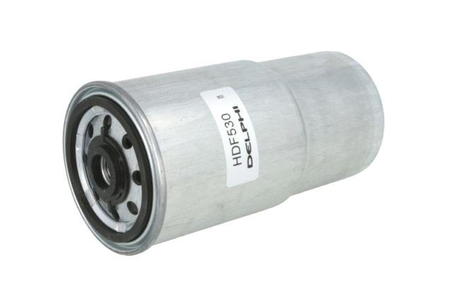 Fits Peugeot J7 1.9 D Genuine UFI Fuel Filter