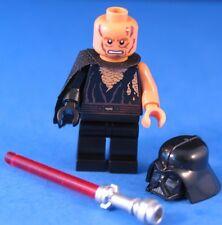 LEGO® brick STAR WARS™ 8096 DARTH VADER™ Minifigure™ ROTS Mustafar Burn Damage
