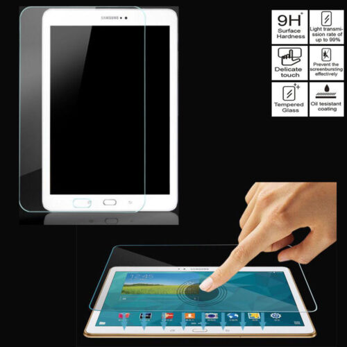 """2x 9H Tempered GLASS Screen Cover Protector for Samsung galaxy tab a 8.0 T350 8/"""""""