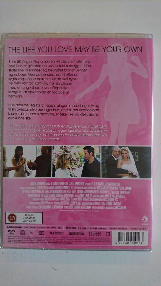 The Private Lives Of Pippa Lee (UÅBNET), instruktør