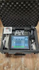 Raytheon Jps Acu M Interop Console And Motorola Kenwood Ge Cables Amp Case Tested