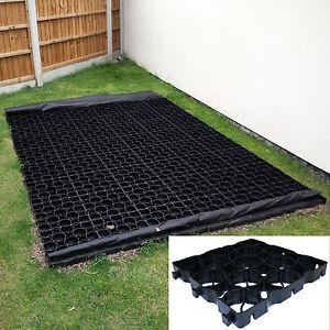 Details about TruePave Grass & Gravel Plastic Grids Paver Slab Shed Base  Path Drive Car Park
