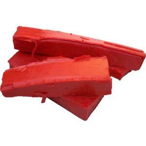 Vinamold-Red-Hot-Pour-Reusable-Mould-Making-Rubber-1Kg