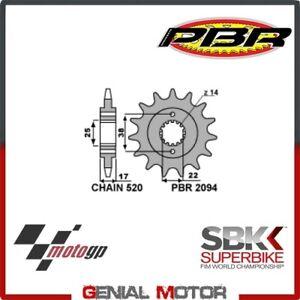 2094 15 18NC Pignone PBR Passo 520 - 15 Denti DUCATI MONSTER I.E. 2000 > 2001