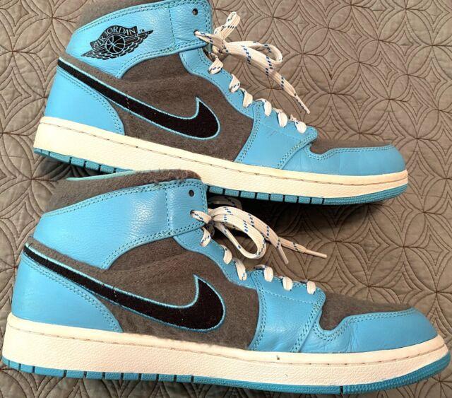 Size 10 - Jordan 1 Mid Gamma Blue for