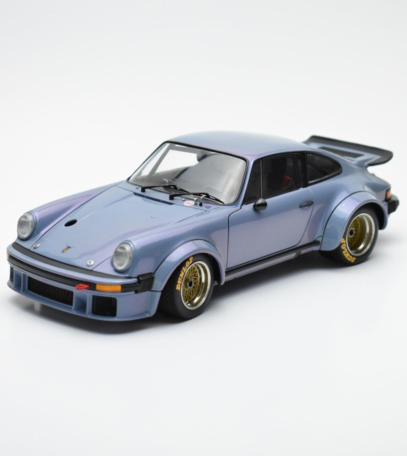 Exoto Porsche 934 935 turbo rsr laguna seca Sky a0484 rara vez , 1 18, embalaje original, k027