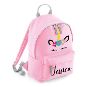 personalised nursery school bag