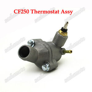 CF250-Water-Pump-Thermostat-Assy-For-Scooter-Moped-ATV-172MM-CF-Moto-250cc-CN250