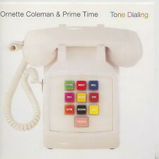 ORNETTE COLEMAN & PRIME TIME  CD  TONE DIALING