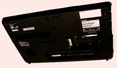 "Toshiba Satellite 17.3/"" L550 L550D Bottom Case K000080050 Cover GLP"
