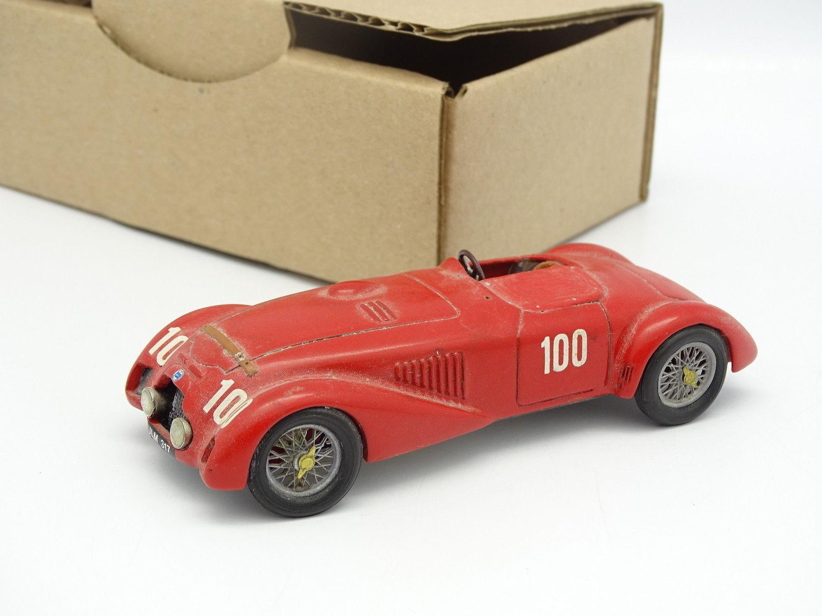 AutoStile AutoStile AutoStile Brianza Predo Bosica  SB 1 43 - Lancia Astura 1939 Winner Modena 1946 6bb370