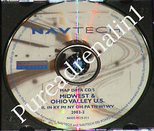 01 2002 BMW 325Ci 330Ci SPORT CONVERTIBLE COUPE E46 NAVIGATION CD 5 OHIO VALLEY