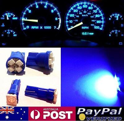 Blue LED Dash Gauge Light Kit - Suit Patrol 3rd Gen MQ MK 1980-1987