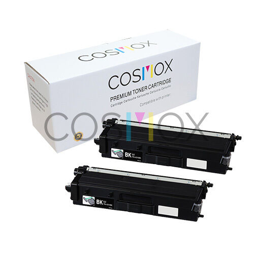 TN433 High Yield Black Cyan Magenta Yellow Laser Toner Cartridge for Brother