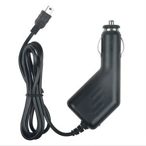 Car Charger Power Cord for Rand McNally TND720lm TND730lm IntelliRoute Truck GPS New