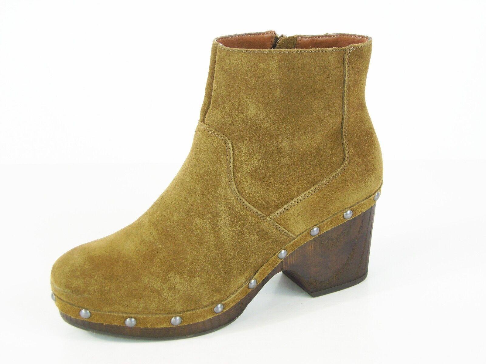 Lucky Brand Yasamin Stiefelie - Tapenade Suede - - - Sz 9 M; 39 EU 704488