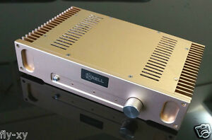 HIFI-Hood-1969-Class-A-finished-amplifier-gold-sealed-2N3955-Perfect-Edition1560
