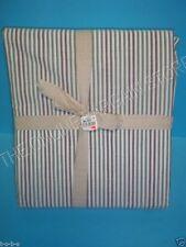 Pottery Barn Kids Multi Stripe Bed Bedroom Duvet Cover Full Queen FQ GREEN BROWN