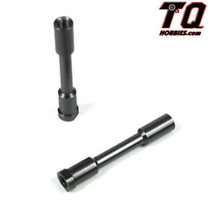 Tekno R//C Shock Adjustment Nuts Aluminum EB48//SCT410 2 TKR6013