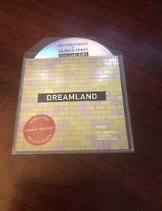 PET-SHOP-BOYS-DREAMLAND-11-TRACK-BRAZILIAN-CD-PROMO-NEW