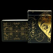 Love Art Deck (Gold / Limited Edition) deck By Bocopo.co Poker Spielkarten