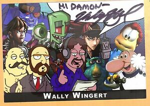 Image result for wally wingert