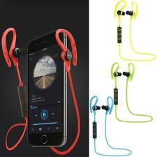 Sport Stéréo Résistant À La Transpiration Bluetooth Sans-fil Ecouteurs