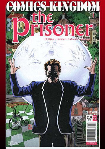 The Prisoner #1 Reg Cvr VF//NM