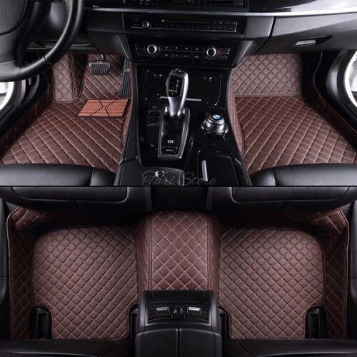 Auto-Fußmatten  Kunstleder Passend für BMW X5 E53 2000-2007 3DMatten Wasserdicht