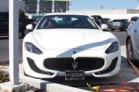2012-2016 Maserati Gran Turismo Sport - Removable Front License Plate Bracket