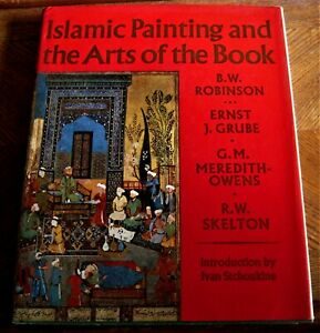 book-on-Persian-miniatures-ISLAMIC-PAINTING-THE-ARTS-OF-THE-BOOK-Keir-Collection
