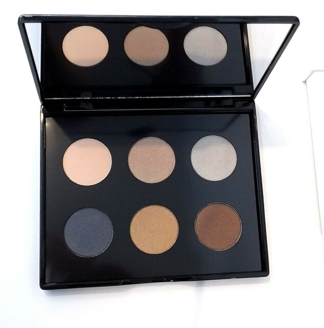 Smashbox PRO eye shadow palette  BIG /  NICE giftworthy  sealed   Pressed Powder