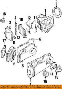 1997 buick lesabre 3 8l engine diagram buick gm oem 97 99 lesabre 3 8l v6 evaporator heater motor cover  buick gm oem 97 99 lesabre 3 8l v6