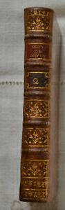 1775 Les dons de Comus, ou L'art de la cuisine Marin Francois Tome 2 TBE