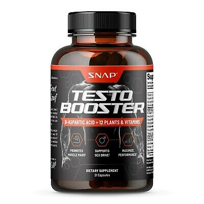snap testo booster ingredients)