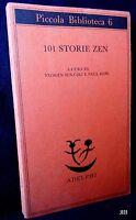 Senzaki - 101 STORIE ZEN - ADELPHI - 9788845901607