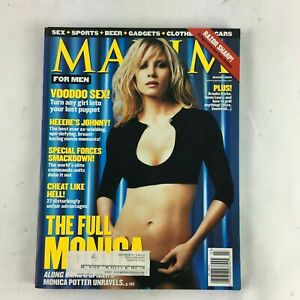 March-2001-Maxim-Magazine-The-Full-Monica-Voodoo-Sex-Cheat-Like-Hell
