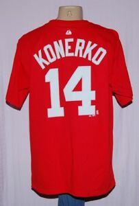 Image is loading Paul-Konerko-Chicago-White-Sox-Jersey-T-Shirt- f569685a1dc