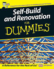 Self Build and Renovation For Dummies by Nicholas Walliman (Paperback, 2006)