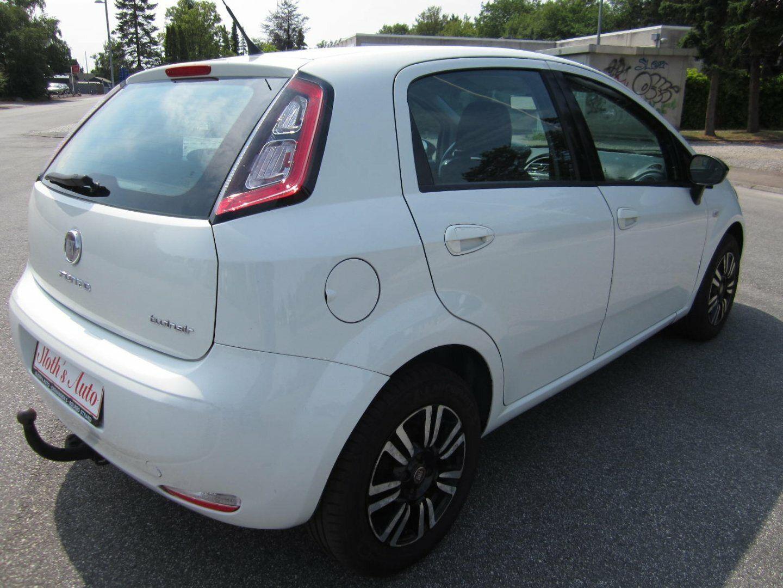 Brugt Fiat Punto TwinAir 85 i Solrød og omegn