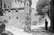 Negativo-Castello austro-Hechingen-ARCHITETTURA - 1930er anni - 5