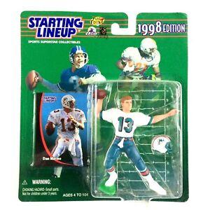 NFL DAN MARINO SLU MIAMI DOLPHINS 1998 STARTING LINEUP