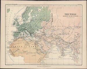 1870-Johnston-Antique-Map-of-The-Ancient-World